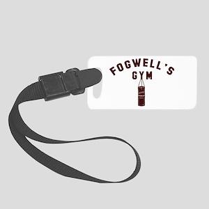 Daredevil Fogwell's Gym Small Luggage Tag
