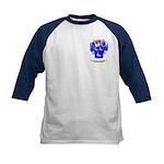 MacKevin Kids Baseball Jersey