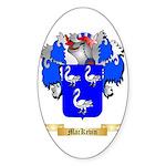 MacKevin Sticker (Oval 10 pk)