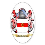 MacKetterick Sticker (Oval 50 pk)