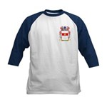 MacKeterick Kids Baseball Jersey