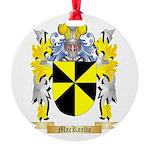 MacKerlie Round Ornament