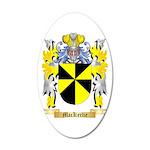 MacKerlie 20x12 Oval Wall Decal