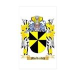 MacKerlich Sticker (Rectangle 50 pk)