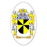 MacKerlich Sticker (Oval)
