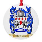 MacKeown Round Ornament