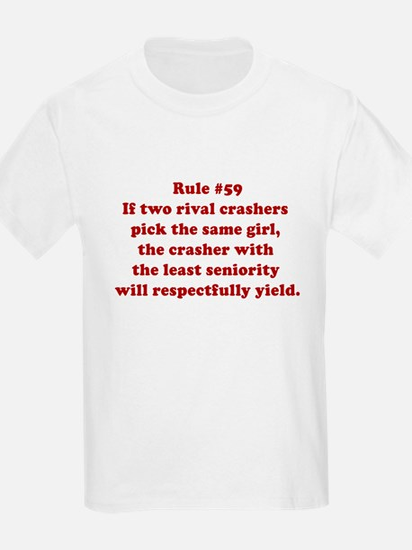 Rule #59 T-Shirt