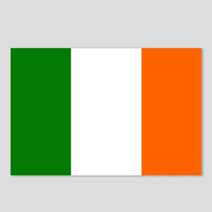 Borderless Square irish F Postcards (Package of 8)