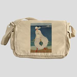 VOGUE - Bride on the Seashore Messenger Bag