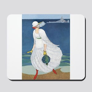 VOGUE - Bride on the Seashore Mousepad