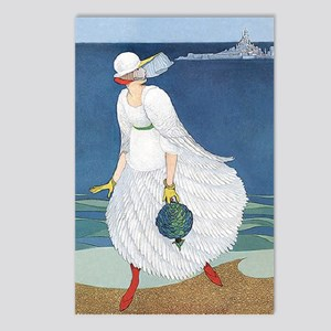 VOGUE - Bride on the Seas Postcards (Package of 8)
