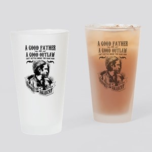 Sons of Anarchy Good Father Drinking Glass