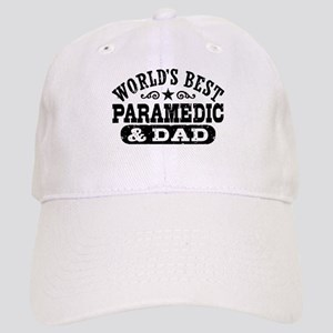 World's Best Paramedic and Dad Cap