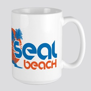 Seal Beach, California Mugs