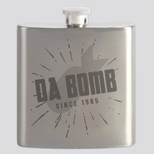 Birthday Born 1985 Da Bomb Flask