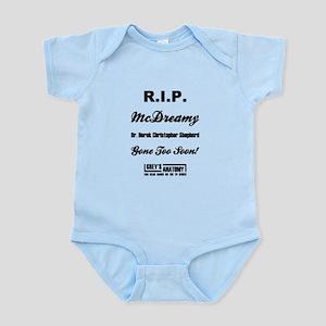 RIP MCDREAMY Body Suit