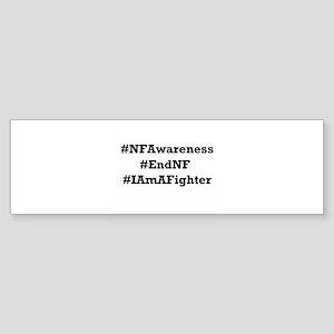 #NFHashtags1 Bumper Sticker