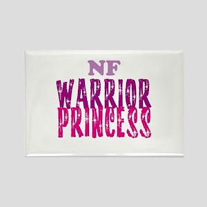 NF Warrior Princess Magnets