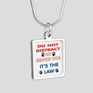 SERVICE DOG Necklaces
