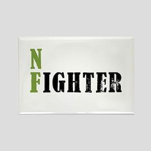 NF Fighter Olive Magnets