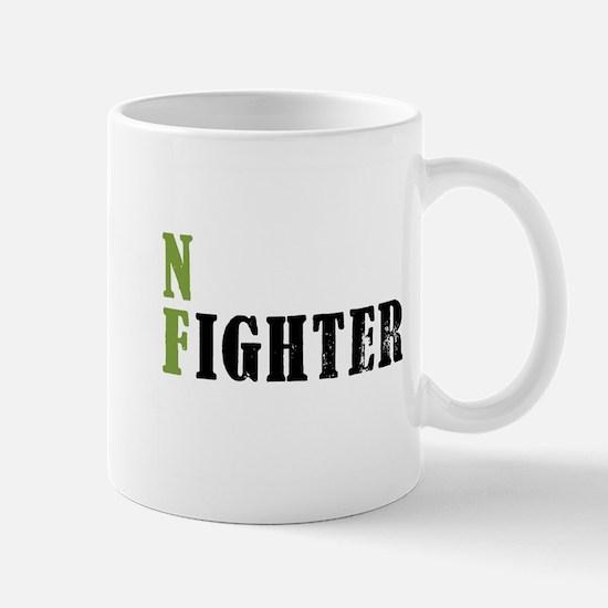 NF Fighter Olive Mugs