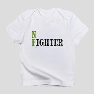 NF Fighter Olive Infant T-Shirt