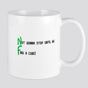 Not Gonna Stop Until... Green Mugs
