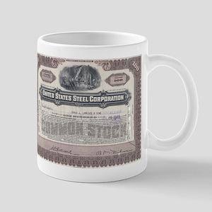 United States Steel Mug