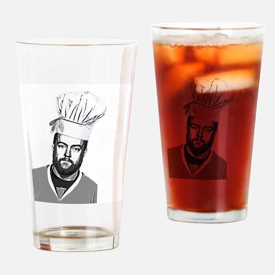 Darling No Goal Drinking Glass