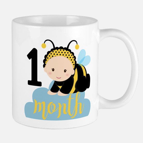 1 Month Monthly Milestone Mug