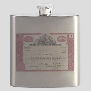 Studebaker 1966 RED Flask