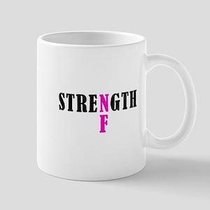 Strength NF Pink Mugs