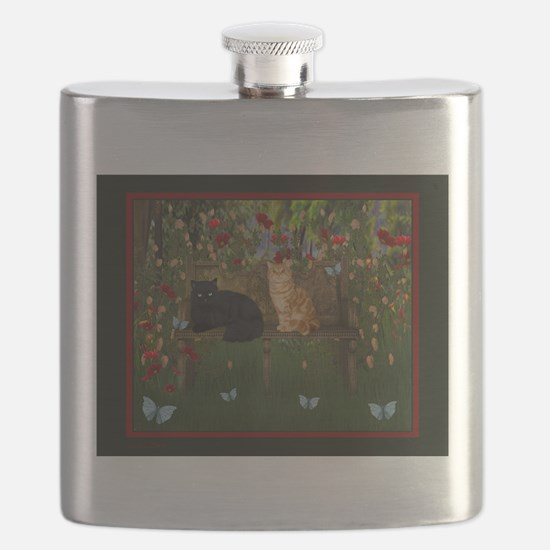 Cute Tabitha Flask