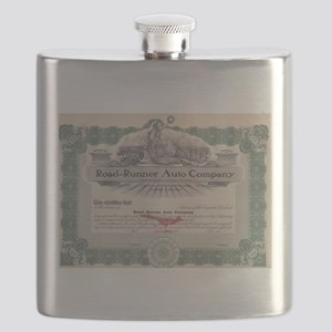 Road-Runner Auto Flask