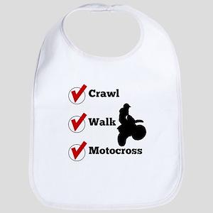 Crawl Walk Motocross Bib