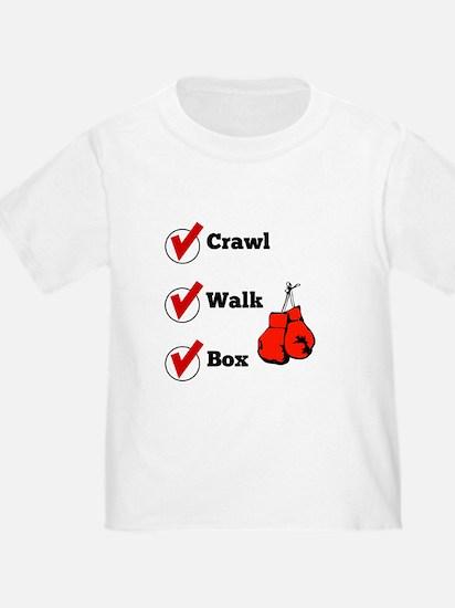 Crawl Walk Box T-Shirt
