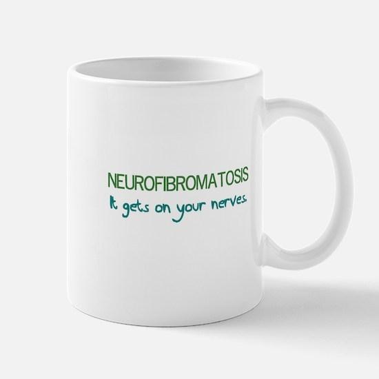 NF Gets on Your Nerves Mugs