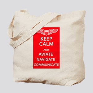 Smaller Keep Calm Tote Bag