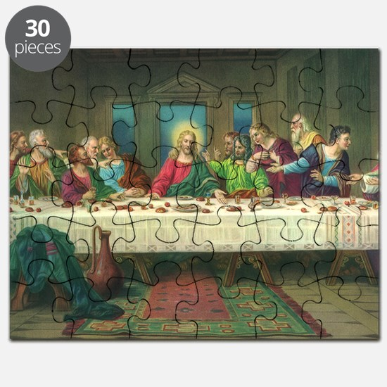 The Last Supper Puzzle