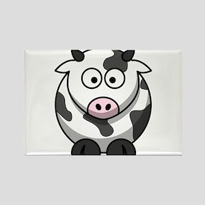 Cartoon Cow Magnets