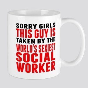 Taken By The Worlds Sexiest Social Worker Mugs