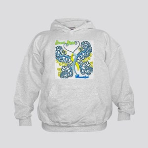 down right Hoodie