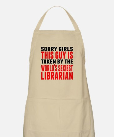 Taken By The Worlds Sexiest Librarian Apron
