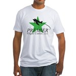 Premier Flight Center Fitted T-Shirt