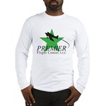 Premier Flight Center Logo Long Sleeve T-Shirt