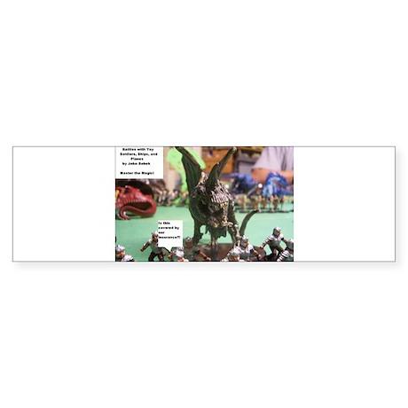 The Games of War 1 Bumper Sticker