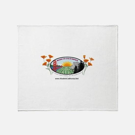 poppylogo1.gif Throw Blanket
