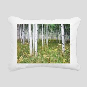 Welcoming Magic Rectangular Canvas Pillow