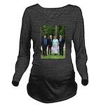 singers2005 Long Sleeve Maternity T-Shirt