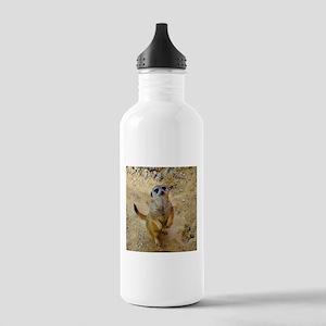 lovely meerkat 515P Stainless Water Bottle 1.0L